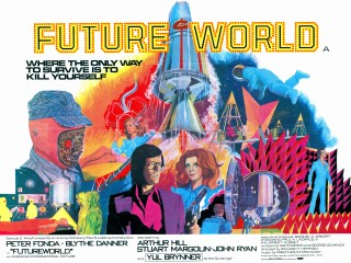 A Film Rumination: Futureworld, Richard T. Heffron (1976)