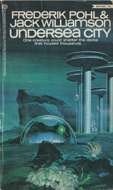 Book Cover Artist Science Fiction : Adventures in science fiction cover art underwater