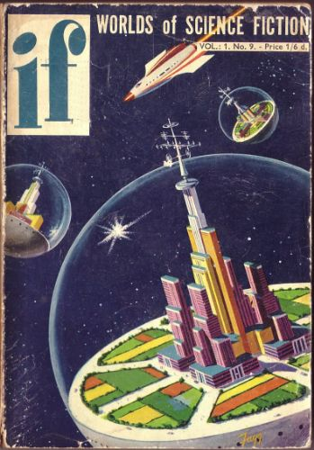 Sci Fi Book Cover Art : Adventures in science fiction cover art domed cities of