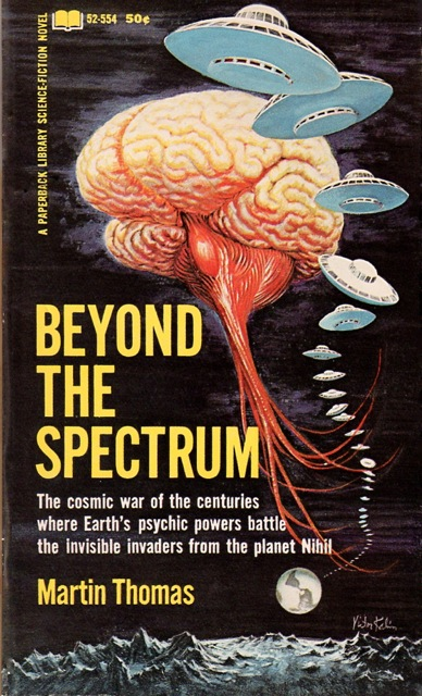Sci Fi Brain : Adventures in science fiction cover art disembodied