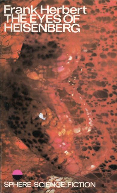 Book Review: The Eyes of Heisenberg, Frank Herbert (1966)