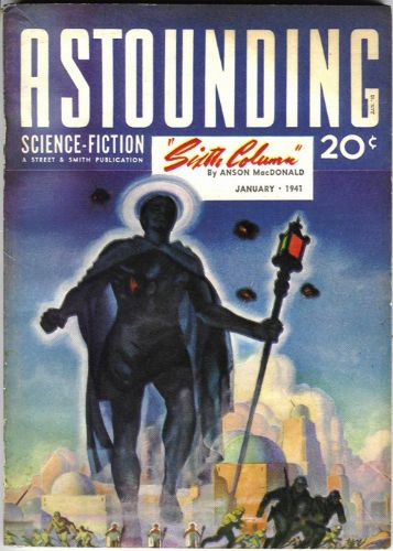 Astounding Science Fiction, Jan 1941