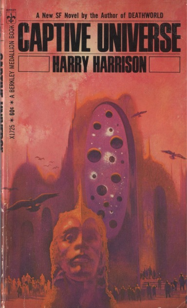 captive universe,harrison
