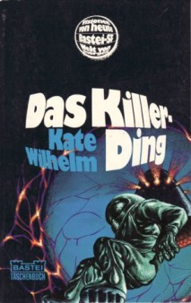 Uncredited cover for the 1971 German edition