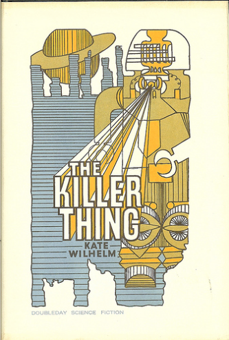 Al Nagy's cover for the 1967 edition