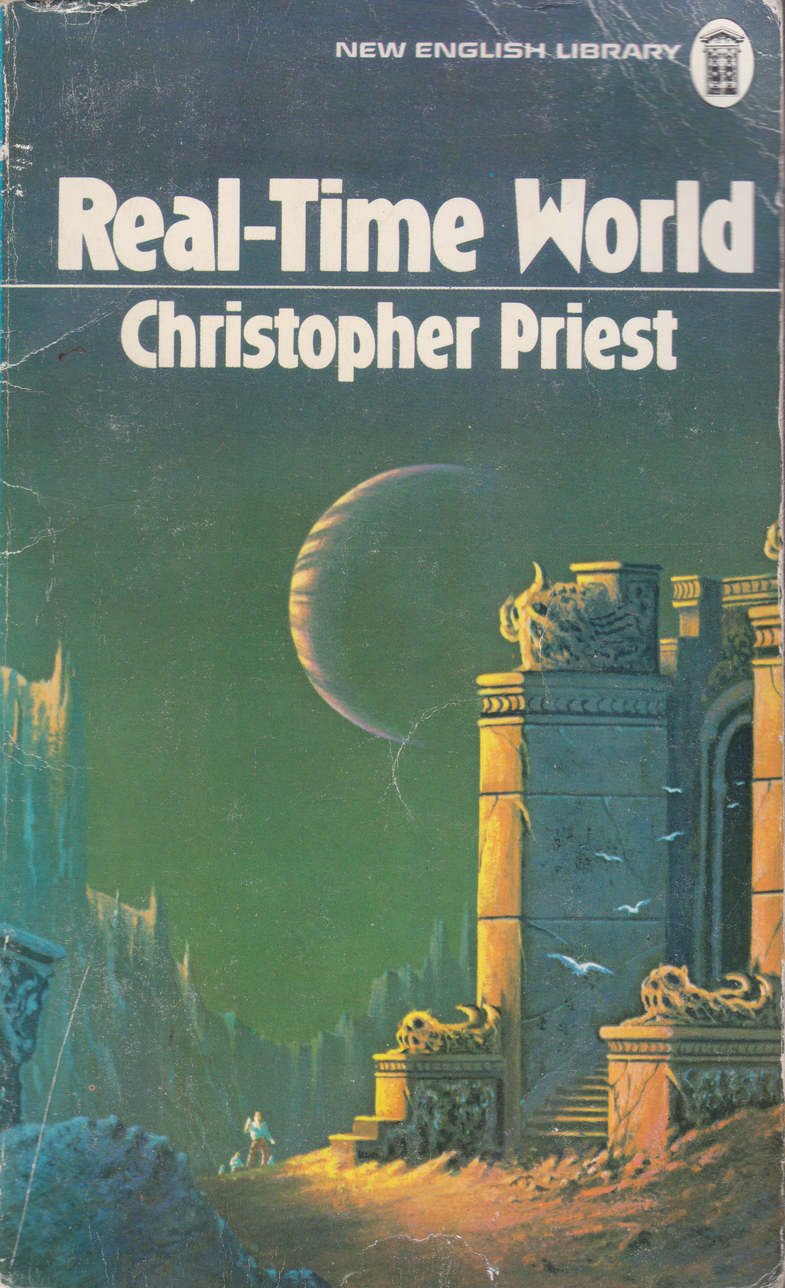 Book Review: Real-Time World, Christopher Priest (1974)