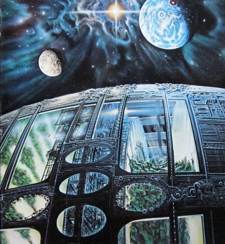 Beautiful Science Fiction Illustrations by John Berkey |Science Fiction Graphics
