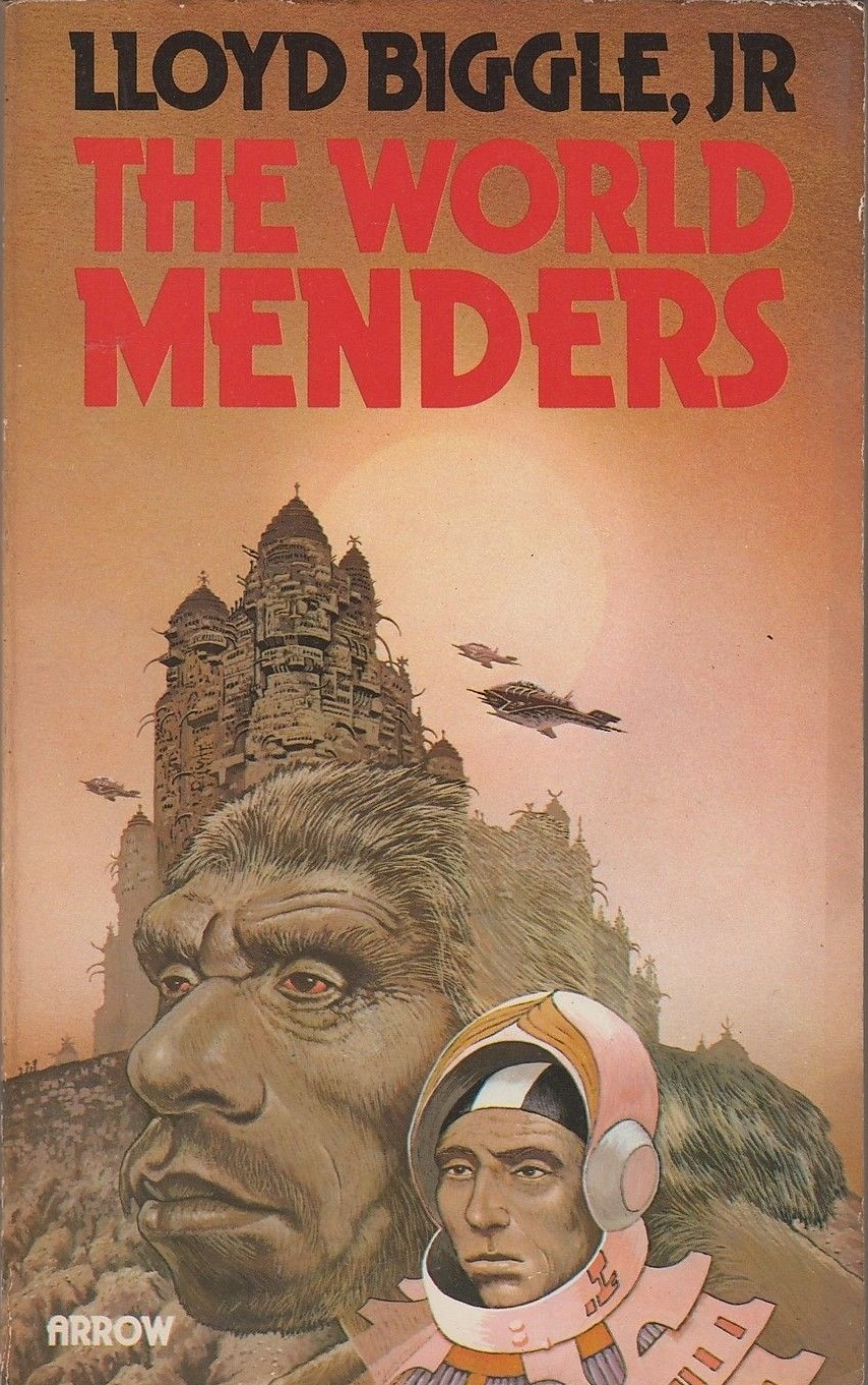 Short Book Reviews: Lloyd Biggle, Jr.'s The World Menders (1971), Pamela Sargent's The Sudden Star (variant title: The White Death) (1979), Josef Nesvadba's In the Footsteps of the Abominable Snowman (variant title: The Lost Face)(1964, trans. 1970)
