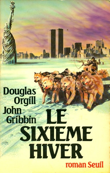 Adventures in Science Fiction Cover Art: Ice-Covered Cities, Part ...